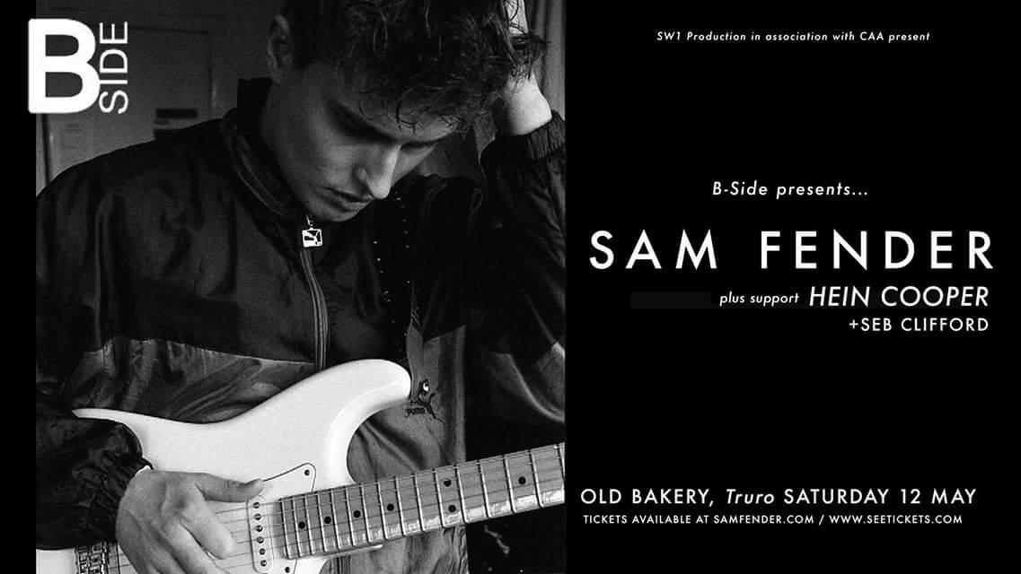 Old Bakery Studios wth Sam Fender & The Rezner