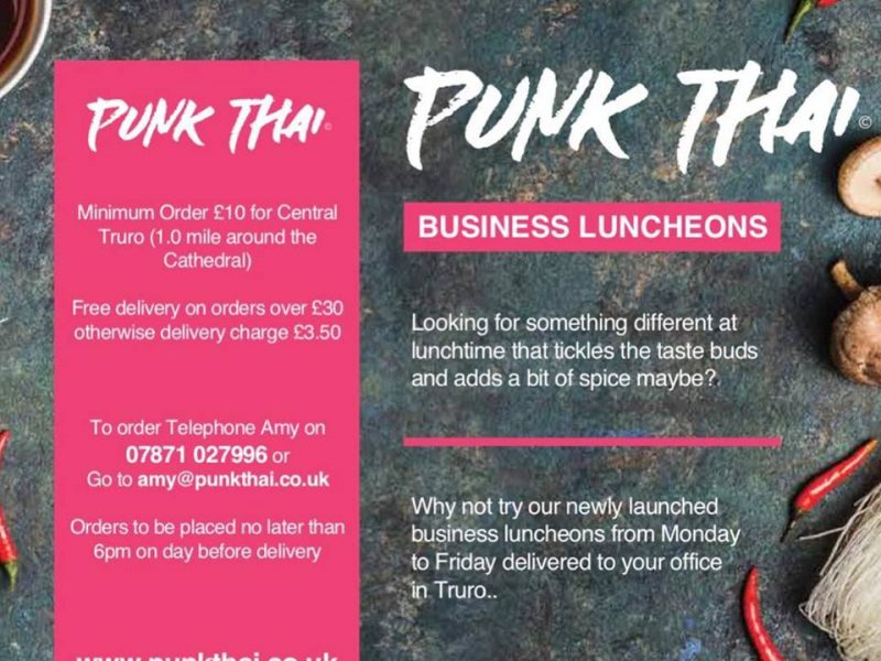 It's Coming … Exciting new Lunch Box service