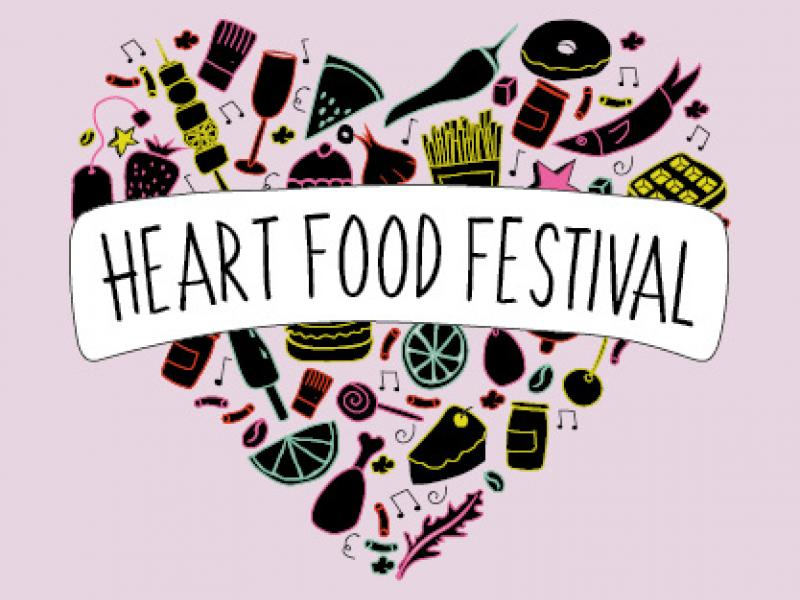 Heart Food Festival 27th & 28th June 2020