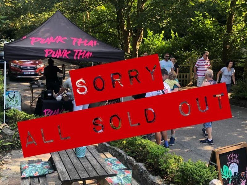 Another Genki Sell Out!!