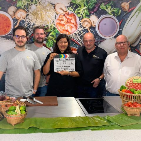 Its a Wrap! 1st Season Cornwall Channel Recipes