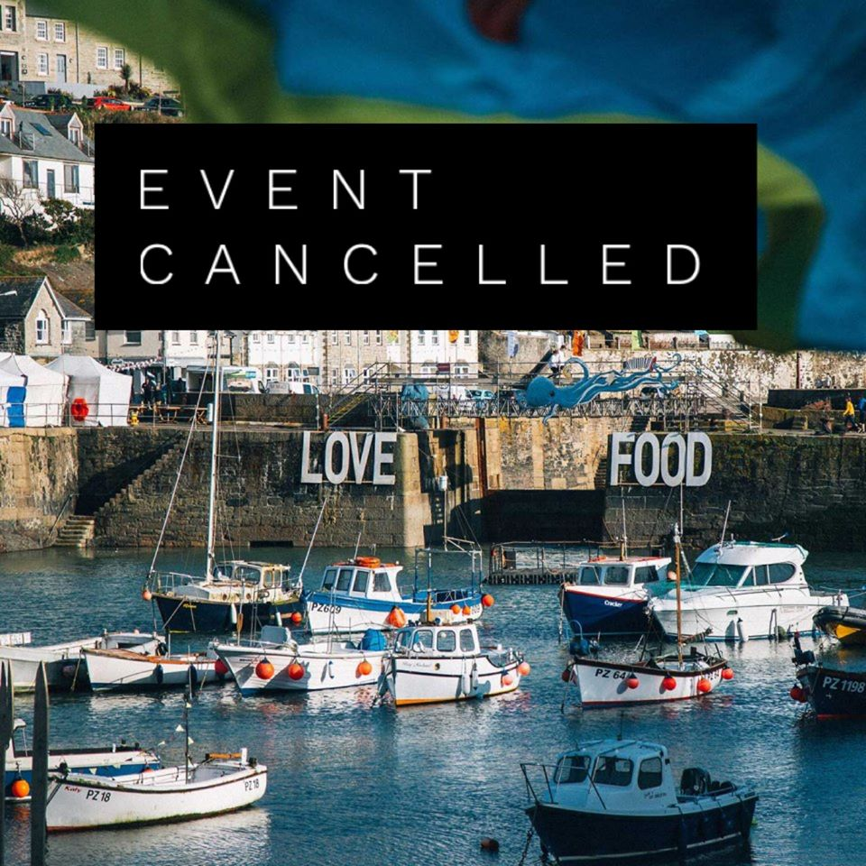 Porthleven Festival 2020 Cancelled