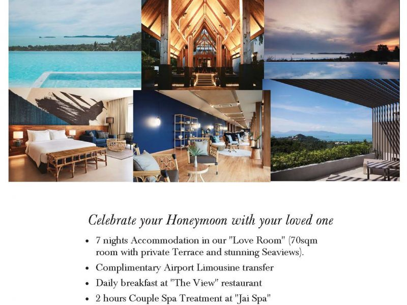 Got a Wedding Planned?  Enjoy Thai Food?